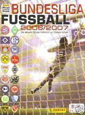 Fussball Bundesliga 2006/07 - Leeralbum - Panini