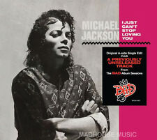 MICHAEL JACKSON CD Don't Be Messin Round AUSTRALIAN UNRELEASED I Just Can't Stop