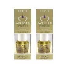 Opi Avoplex Uñas Y Cutículas recuperadora Aceite ~ Pack De 2x15ml ~