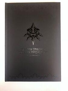 Nier: Automata Black Box Collector's Edition Hardcover Artbook Art Book RARE NEW