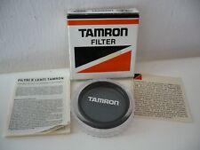 TAMRON FILTER 49 mm PL