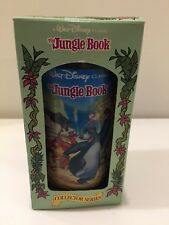 1994 Disney The Jungle Book Coca-Cola Burger King Plastic Cup New