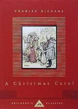 A Christmas Carol by Charles Dickens, Arthur Rackham (Hardback, 1995)