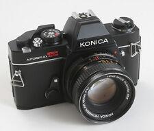 KONICA AUTOREFLEX TC BLACK, 50/1.7 KONICA HEXANON AR/173991