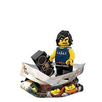 LEGO The Ninjago Movie COLE Minifigure (#8/20) 71019
