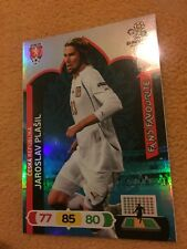 FREEPOST PANINI ADRENAYLN XL EURO 2012 PLASIL FANS FAVOURITE FOOTBALL CARD 10