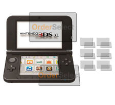 6X NEW Ultra Clear HD LCD Screen Protector for Nintendo 3DS XL N3DS XL 500+SOLD
