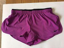 Nike Ladies Running Shorts Dri Fit   Size X Small