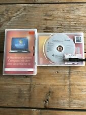 Windows 7 Pro, 32 bit / SP1, Holo DVD, DE, OEM Vollversion mit MwSt Rechnung
