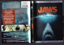 DVD~ JAWS 30th Anniversary~1975 ~Roy Scheider ~Robert Shaw~Richard Dreyfuss~2006