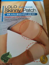 Weight Loss SlimTreatment Calf patch Korea Skin safety Skinny Patch10 Pieces Box