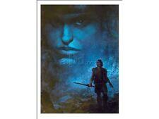Affiche Offset Thorgal Visage bleu dans les nuages