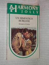 UN SIMPATICO BURLONE Sharron Cohen Harlequin Mondadori 1988 harmony jolly 471 di