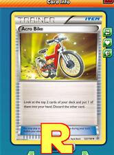 2x Acro Bike for Pokemon TCG Online ( DIGITAL ptcgo in Game Card)