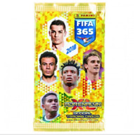 Booster Panini Adrenalyn XL Fifa 365 2018 -  SET 100 Booster