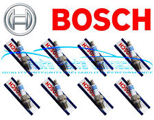 8 BOSCH PLATINUM SPARK PLUGS for JAGUAR S-TYPE SUPER V8 VANDEN PLAS LINCOLN LS