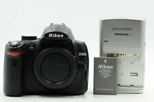 Nikon D5000 12.3MP Digital SLR Camera Body                                  #497