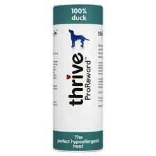 Thrive Proreward Dog Treats Duck Tube, 100% Natural Meat Training Snacks - 60G
