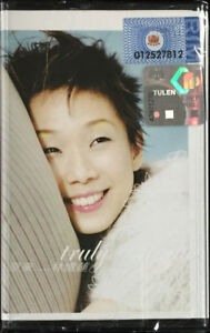 SANDY LAM 林憶蓮 Truly 原來… 2001 MALAYSIA EDITION CASSETTE VERY RARE NEW SEALED
