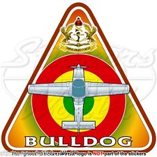 BAe BULLDOG (Beagle-Scottish Aviation) GHANA Ghanaische Luftwaffe Aufkleber
