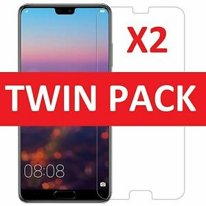 For Huawei P20 P30 P40 Pro Lite Mate Tempered Glass Protector Full Protection 2X