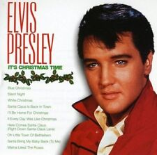 CD de musique noël Elvis Presley