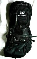 Balling Field Hockey Weather Resistant Travel Bag - Black - NOB