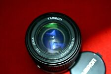 Tamron Adaptall 2  70-210mm f/4-5.6 Zoom Lens with  NIKON AI /AI-S Mount
