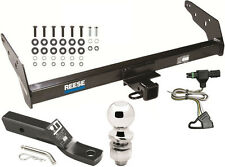COMPLETE TRAILER HITCH PKG W/ WIRING KIT FOR 1985-97 CHEVY S10 & 1985-90 GMC S15