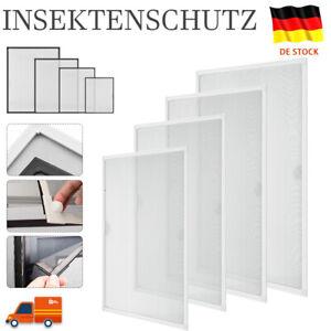 Fliegengitter Magnetrahmen Insektenschutz Fenster ohne Bohren Magnet 2 Größe