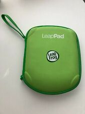 Leapfrog LeapPad 2 - Green Carry Case - Accessory VGC!