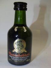 Buchinhaberin 12  whisky 50 ml 40% mini flaschen bottle miniature bottela