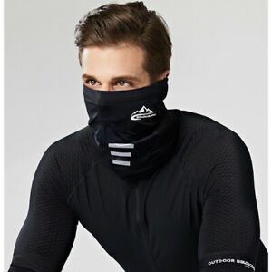 Face Mask Bandana Covering Scarf Neck Gaiter Headband Snood Reusable Breathable