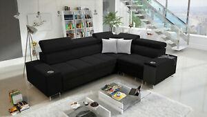 Brand New Corner Sofa Bed With Storage Morena II