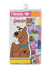 Girls Themed Character Underwear 7 Pack Scooby Doo Size 6