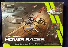 Sky Viper Grey Hover Racer Game Enhanced Battle Drone