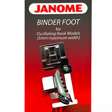 Janome Binder Foot For #200140009 Oscillating Hook Models(5mm Max Width)
