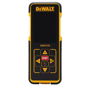 DEWALT DW0165 165 FT Laser Distance Measure /Range Finder (50m)