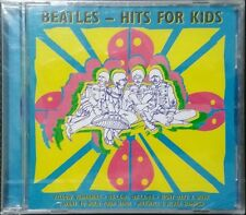 THE BEATLES Hits For Kids Ultra Rare 2004 Australian made CD Still Sealed