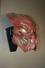 Sideshow Predator mask Ceremonial,AVP,alien, signed by Steve Wang