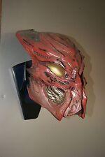 Sideshow Predator mask Ceremonial,Avp,alien, signed by Steve Wang