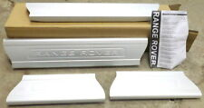 14 15 16 RANGE ROVER SPORT SC DOOR SILL SCUFF PLATE SET VPLWS0208, OEM