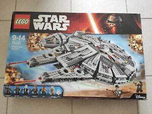 Star Wars Lego 75105 Millenium Falcon