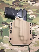 FDE Kydex SIG P226R MK25 Threaded Barrel Holster