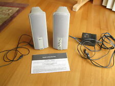 Vintage Yamaha YST-M15 Speakers for PC Computer Great Condition!