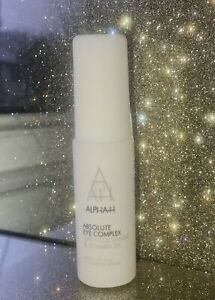 Alpha-H Supersize Absolute Eye Complex 30ml Brand New Sealed