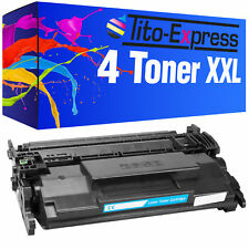 4 toner xxl proserie pour HP cf226x 26x LaserJet pro m402 DW MFP m426 N