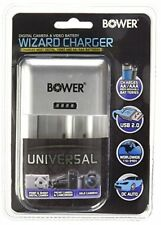 Bower Digital Wizard Universal Camera Battery Charger-XUUNICAN