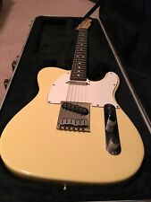 Fender American Standard Telecaster Arctic White 1988 With Hard Case