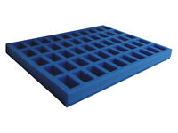 Tray for Gamesworkshop case- carry 50 figures(4 of these GWM4T trays fit inside)